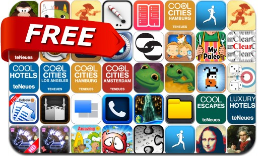 iPhone & iPad Apps Gone Free - August 10