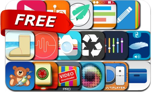 iPhone & iPad Apps Gone Free - June 15, 2015