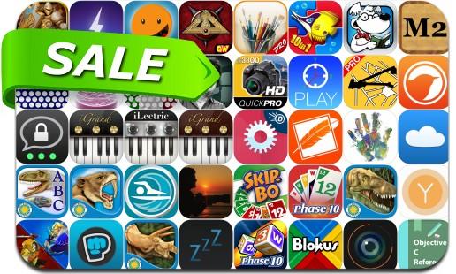 iPhone & iPad App Price Drops - June 18, 2015