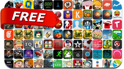 iPhone & iPad Apps Gone Free - December 21