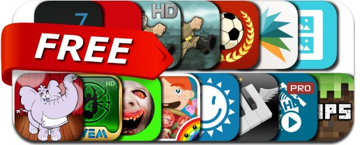 iPhone & iPad Apps Gone Free - October 23, 2015