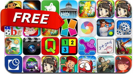 iPhone & iPad Apps Gone Free - July 5, 2014