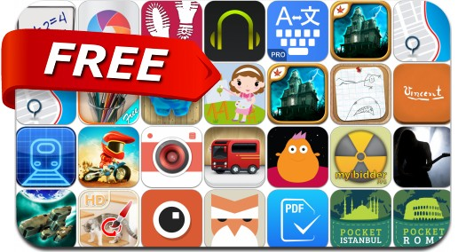 iPhone & iPad Apps Gone Free - January 9, 2015