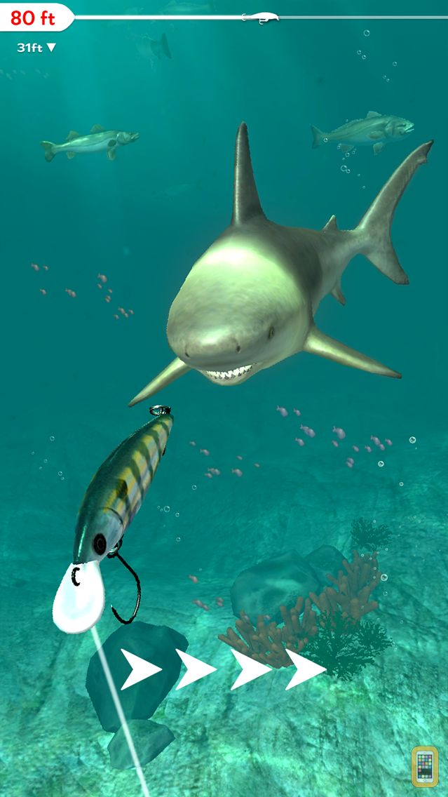 Screenshot - Rapala Fishing - Daily Catch