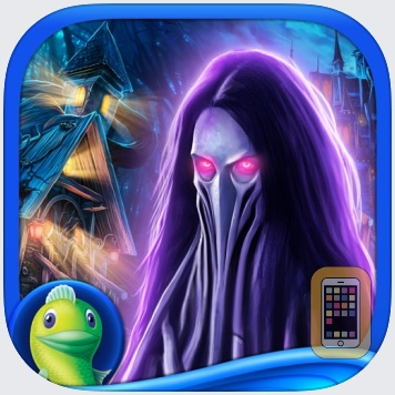Nevertales: Shattered Image - A Hidden Object Storybook Adventure (Full) by Big Fish Games, Inc (iPhone)