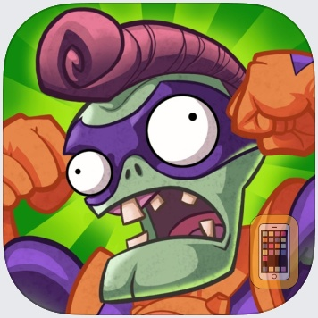 Plants vs. Zombies™ Heroes by Electronic Arts (Universal)
