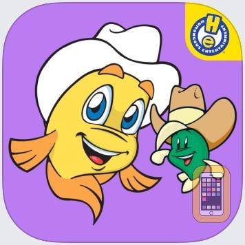 Freddi Fish 4 Hogfish Rustlers by Humongous Entertainment (Universal)
