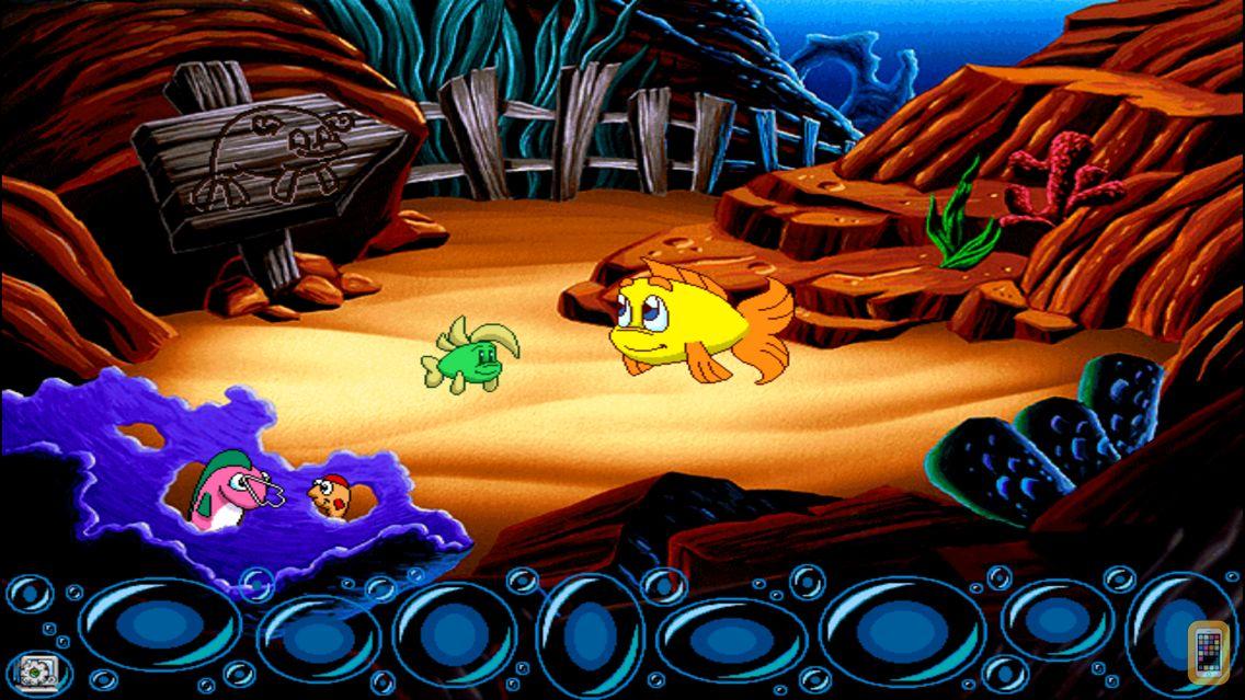 Screenshot - Freddi Fish 4 Hogfish Rustlers