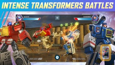 Screenshot - TRANSFORMERS: Forged to Fight