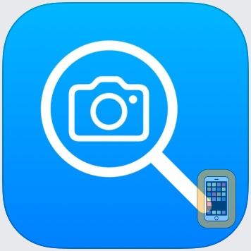 Reverse Image Search App by Yajing Qian (Universal)