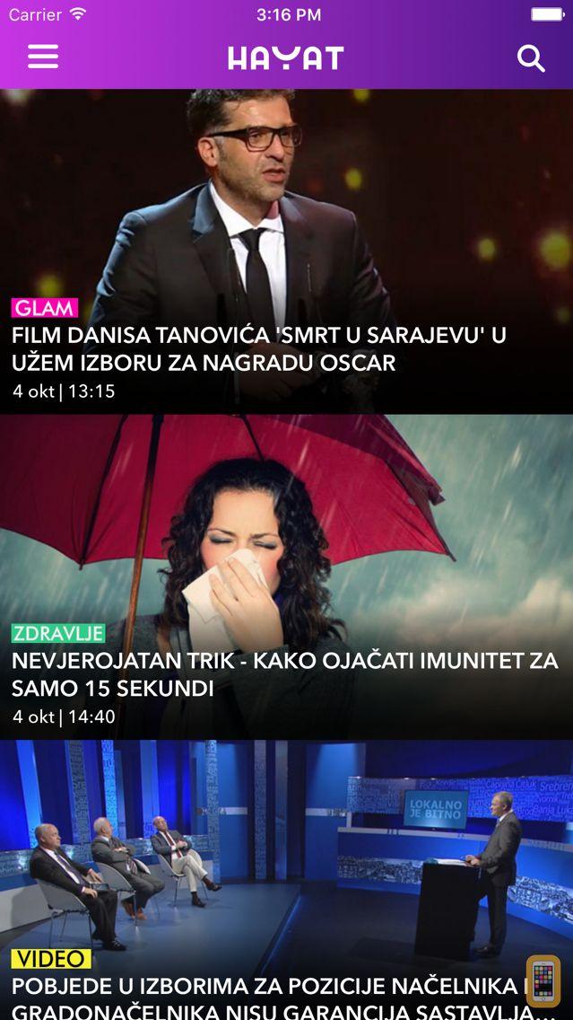 Screenshot - Hayat