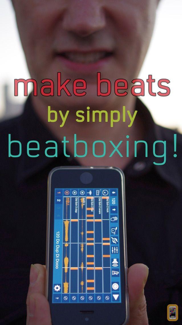 Screenshot - VoxBeat drums+multi-track looper