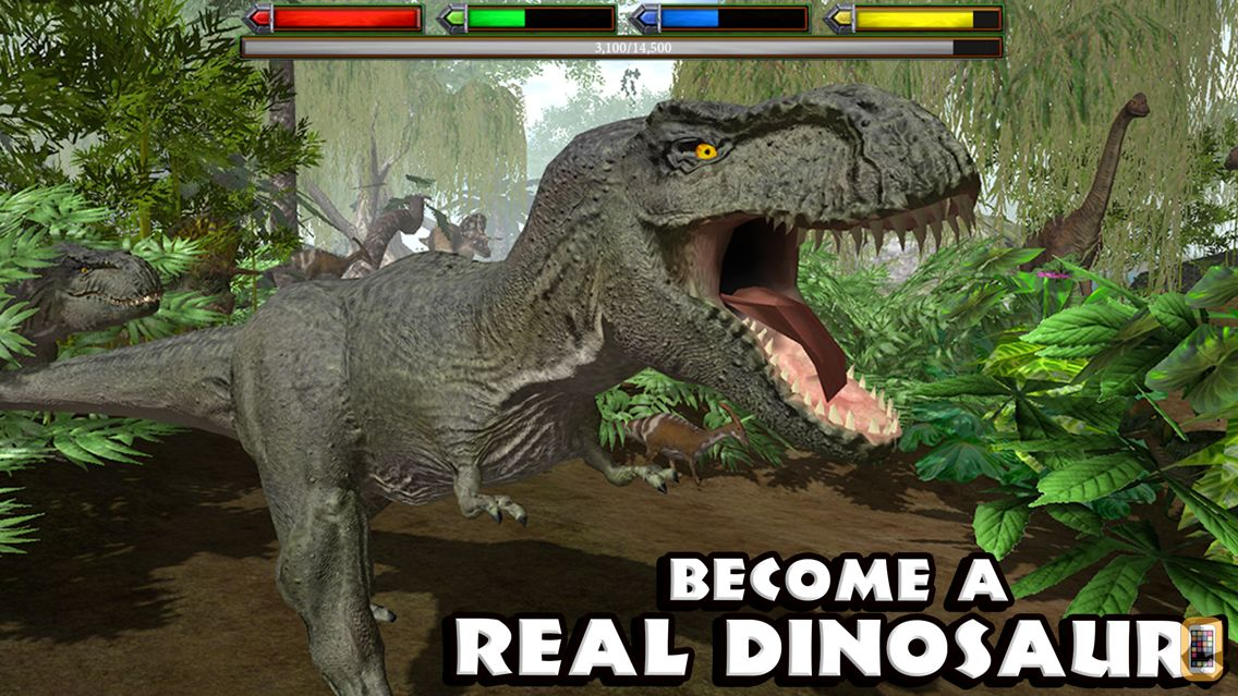 Screenshot - Ultimate Dinosaur Simulator