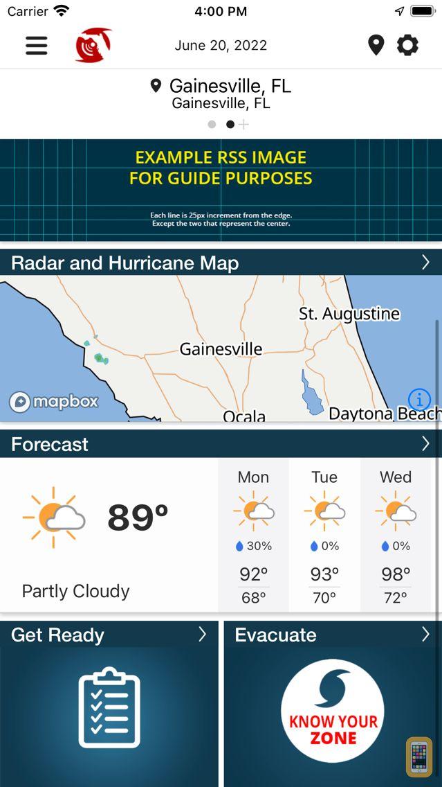 Screenshot - Florida Storms