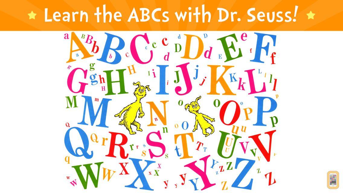 Screenshot - Dr. Seuss's ABC - Read & Learn