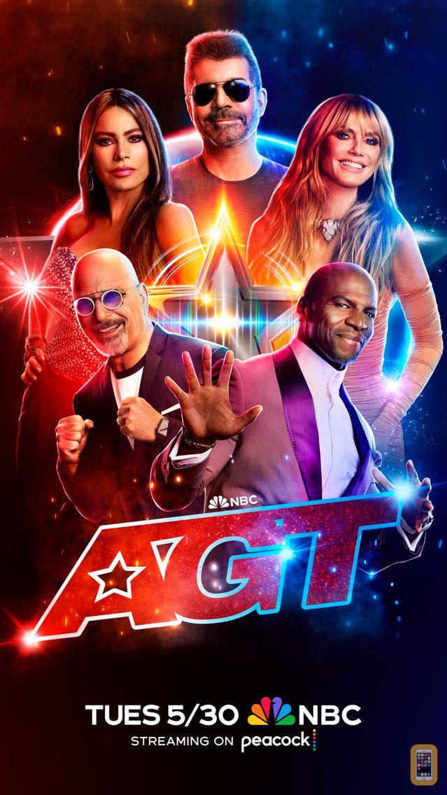 Screenshot - AGT: America's Got Talent Official App on NBC