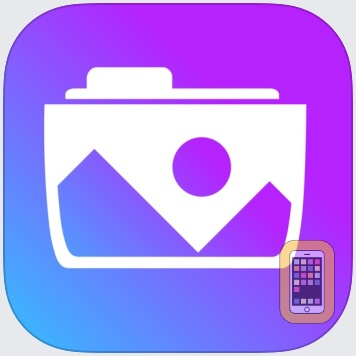 iPicBox - Private Photo Vault by zhengyuan fu (Universal)