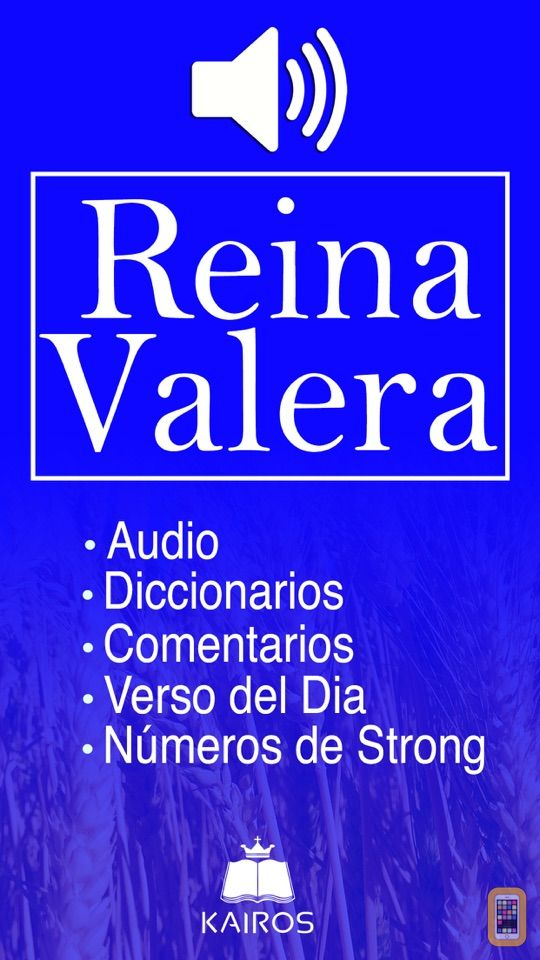 Screenshot - Biblia Reina Valera con Strong