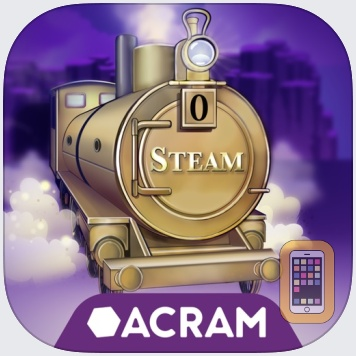 Steam: Rails to Riches by Acram Digital (Universal)