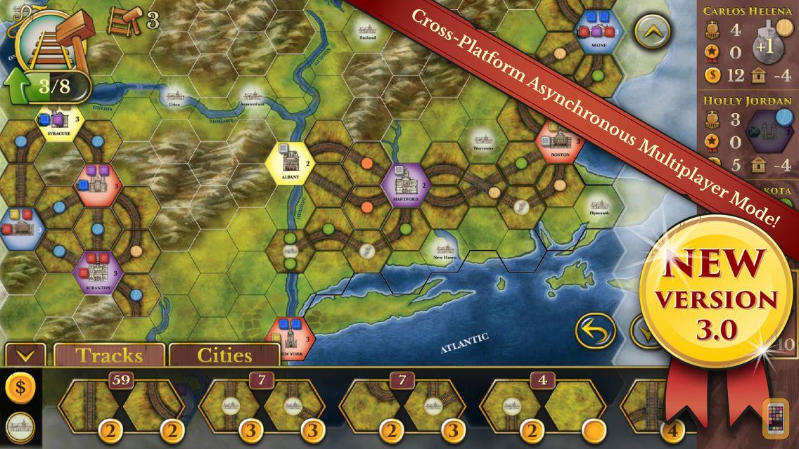 Screenshot - Steam: Rails to Riches