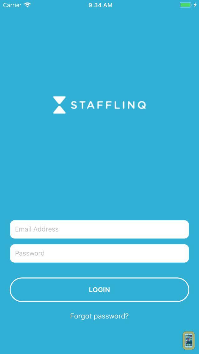 Screenshot - StaffLinQ