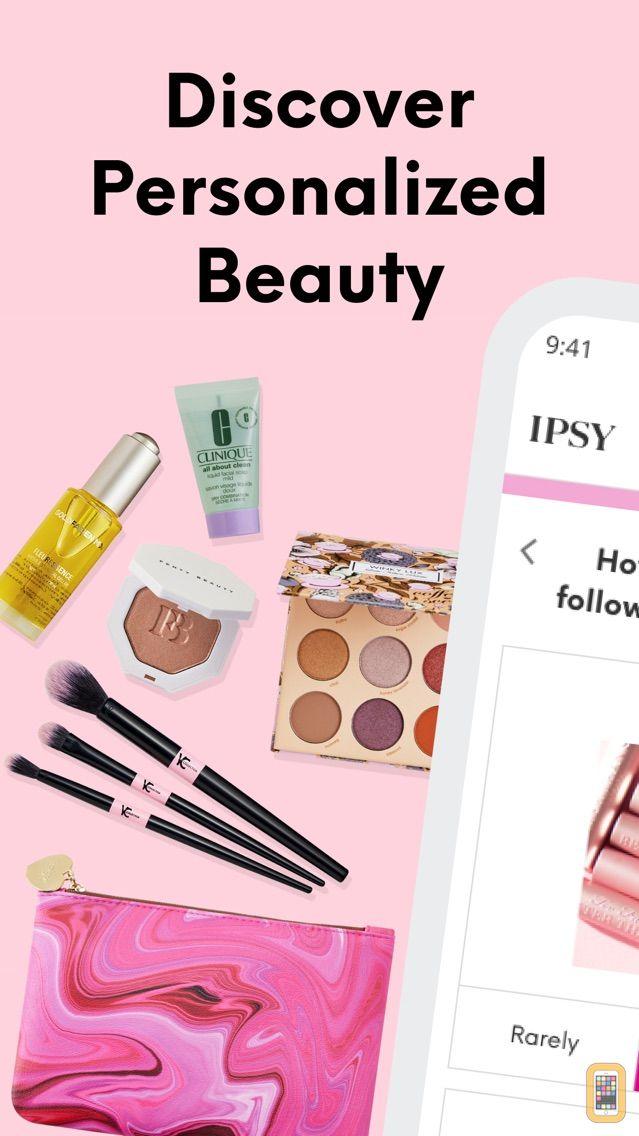 Screenshot - IPSY - Beauty, Makeup & Tips