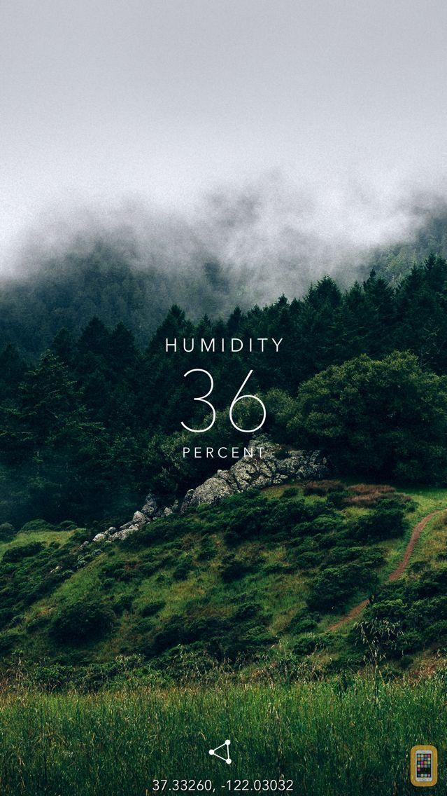 Screenshot - Humidity