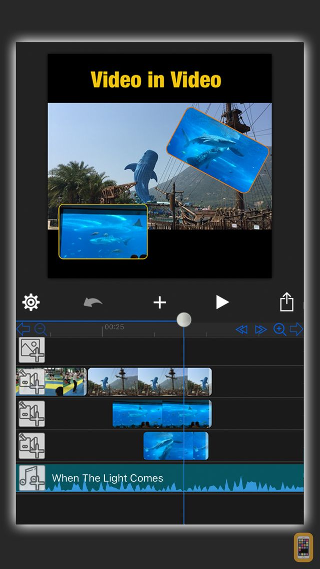 Screenshot - MovieSpirit - Movie Maker Pro