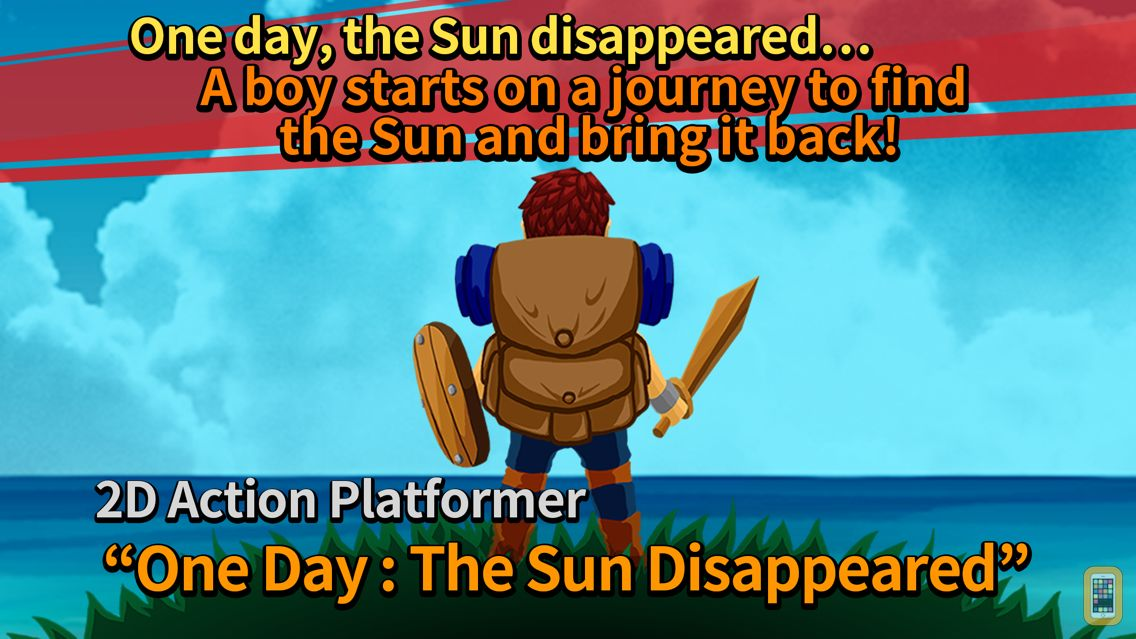 Screenshot - One Day : The Sun Disappeared