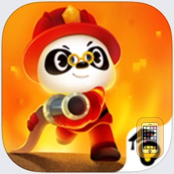 Dr. Panda Firefighters by Dr. Panda Ltd (Universal)