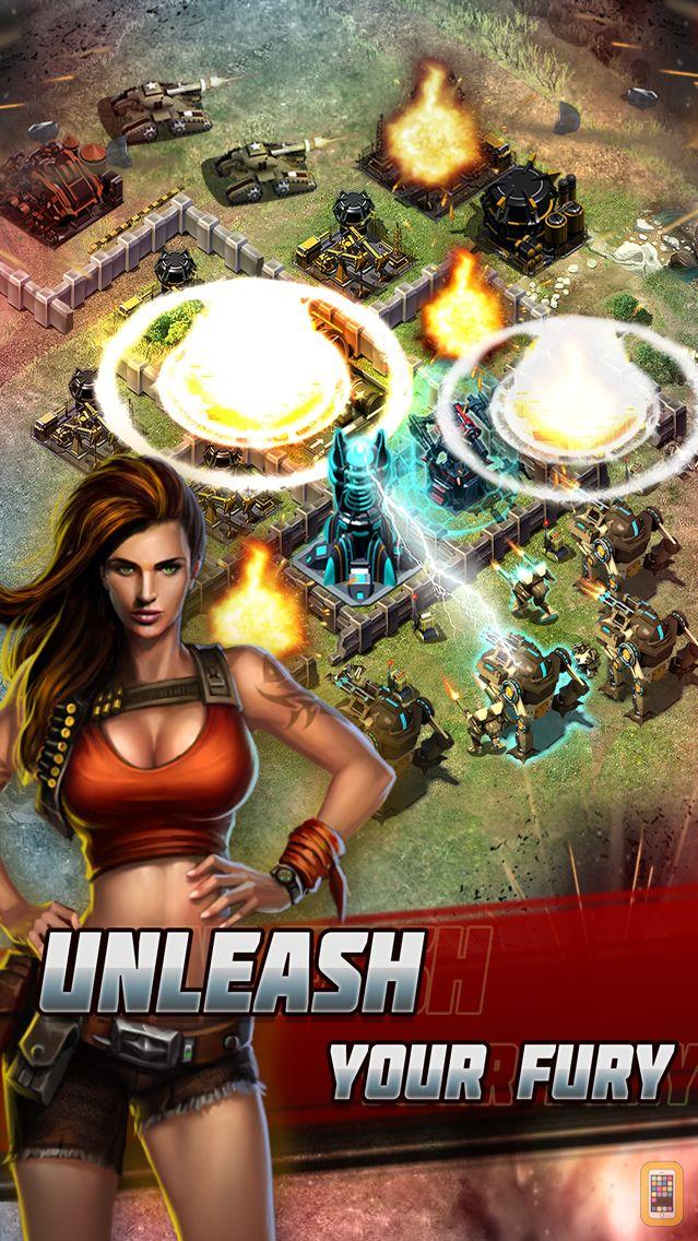 Screenshot - Alliance Wars: World Domination