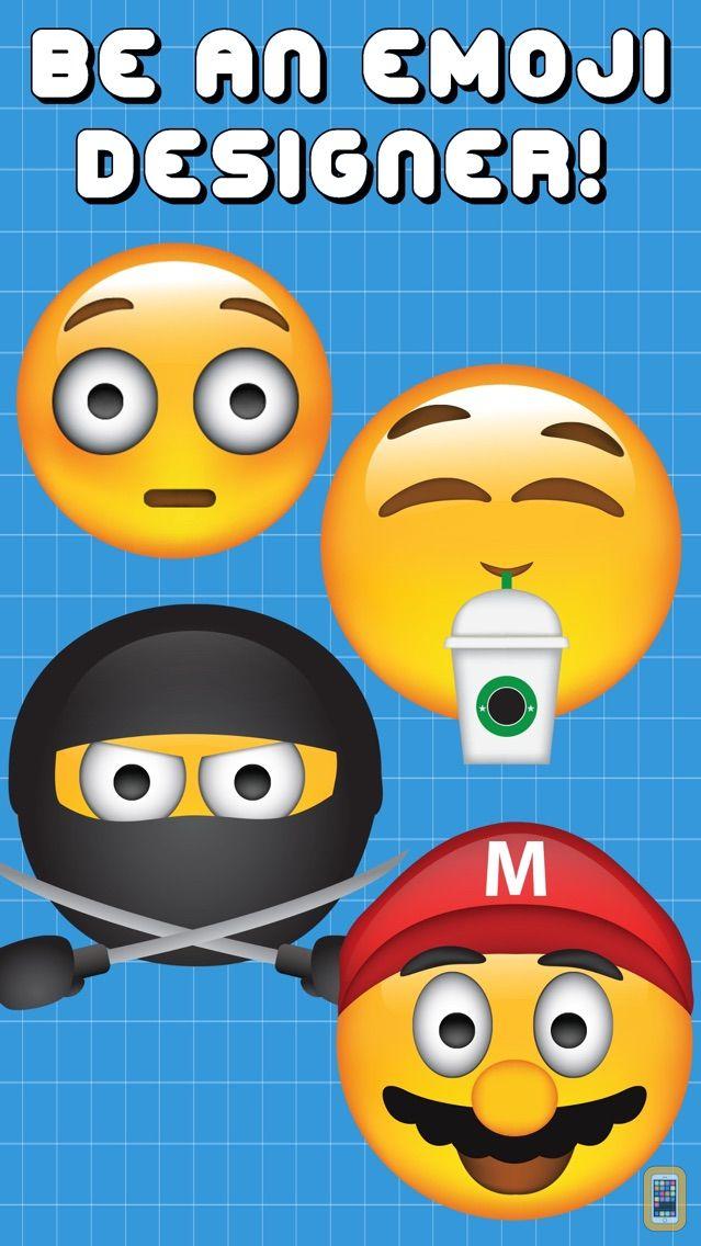 Screenshot - Emoji Designer by Emoji World