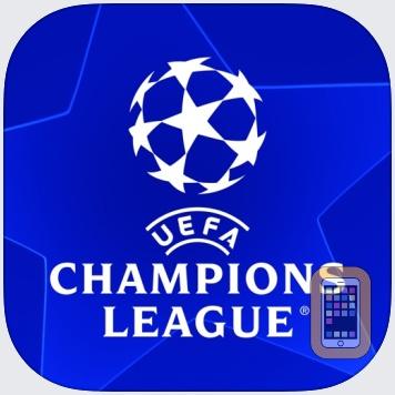 UEFA Champions League football by UEFA (iPhone)