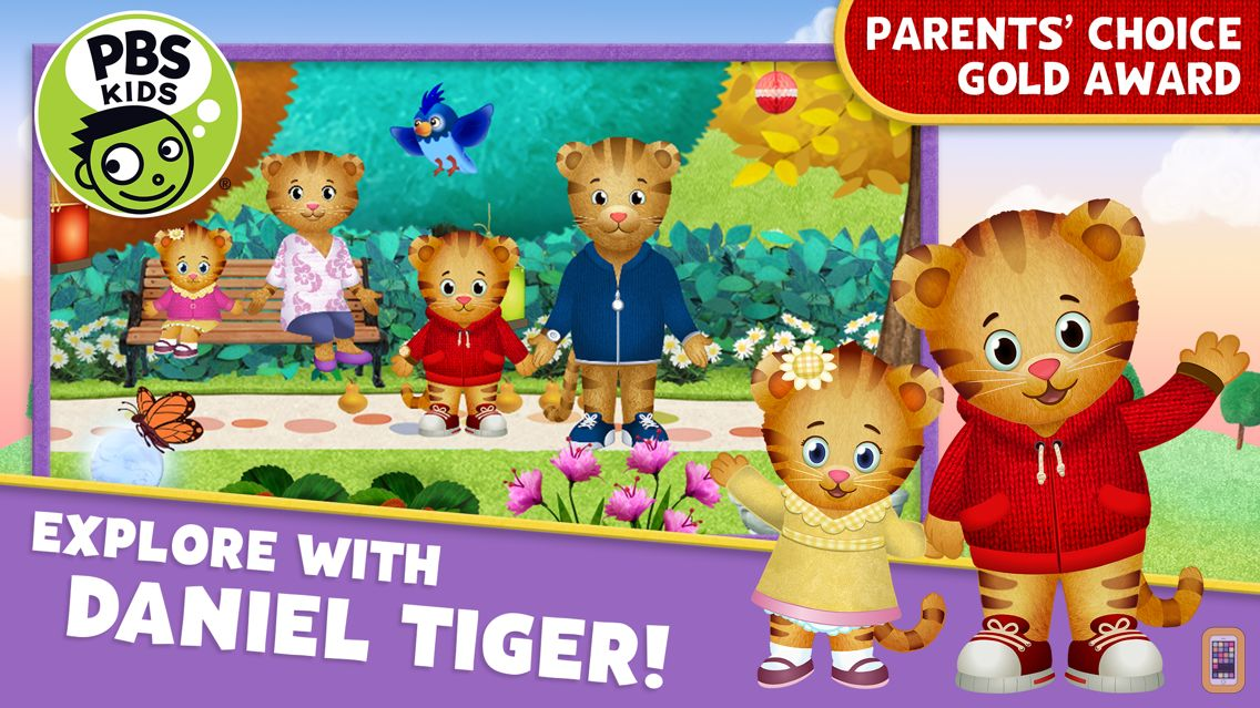 Screenshot - Explore Daniel Tiger's Neighborhood