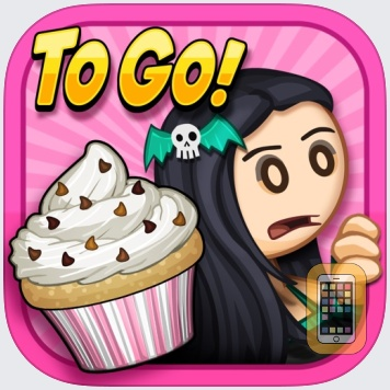 Papa's Cupcakeria To Go! by Flipline Studios (iPhone)