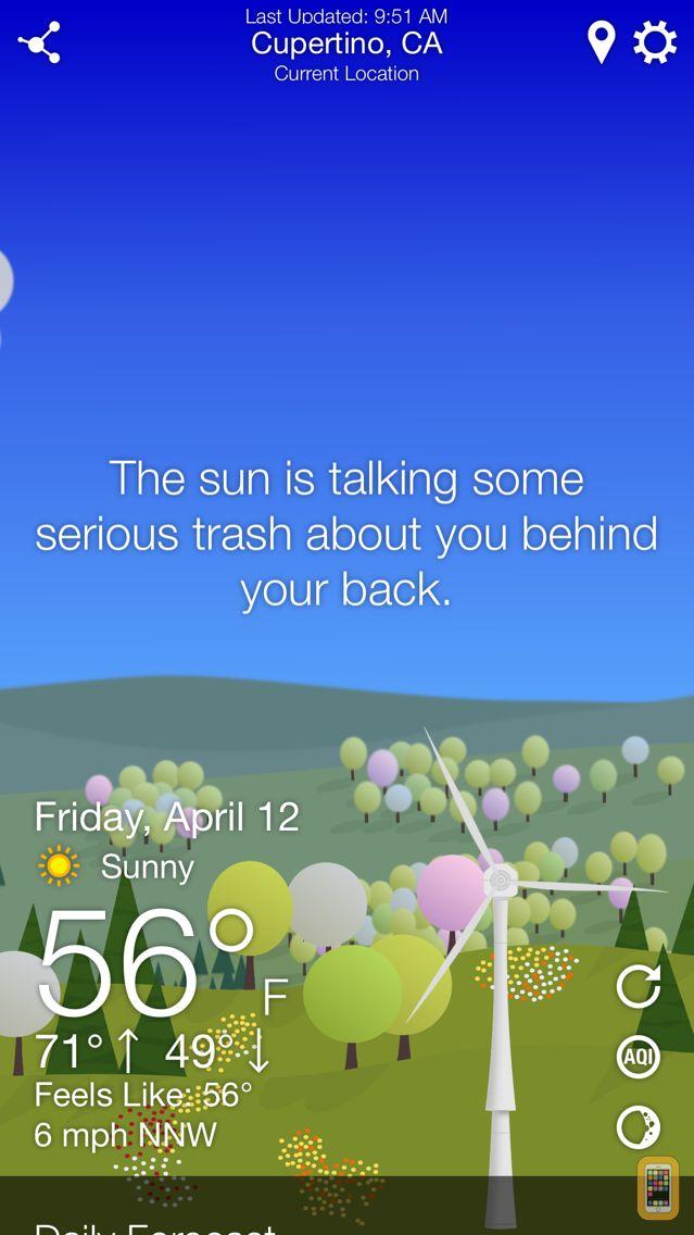 Screenshot - What The Forecast?!!