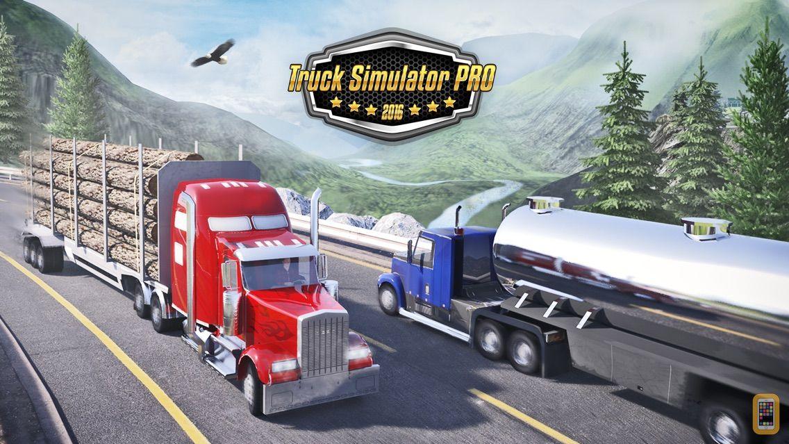 Screenshot - Truck Simulator PRO 2016