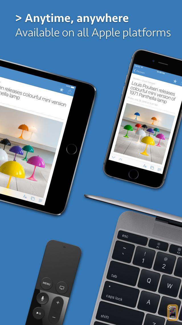 Screenshot - News Explorer