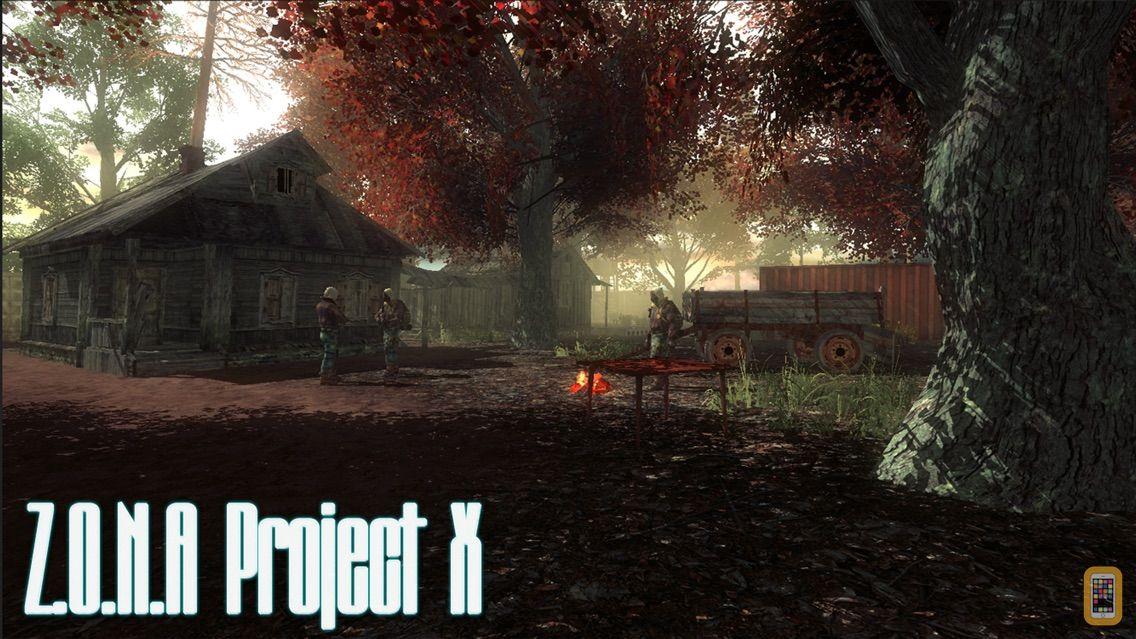 Screenshot - Z.O.N.A Project X