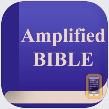 Amplified Bible with Audio by Tatsiana Shukalovich (Universal)