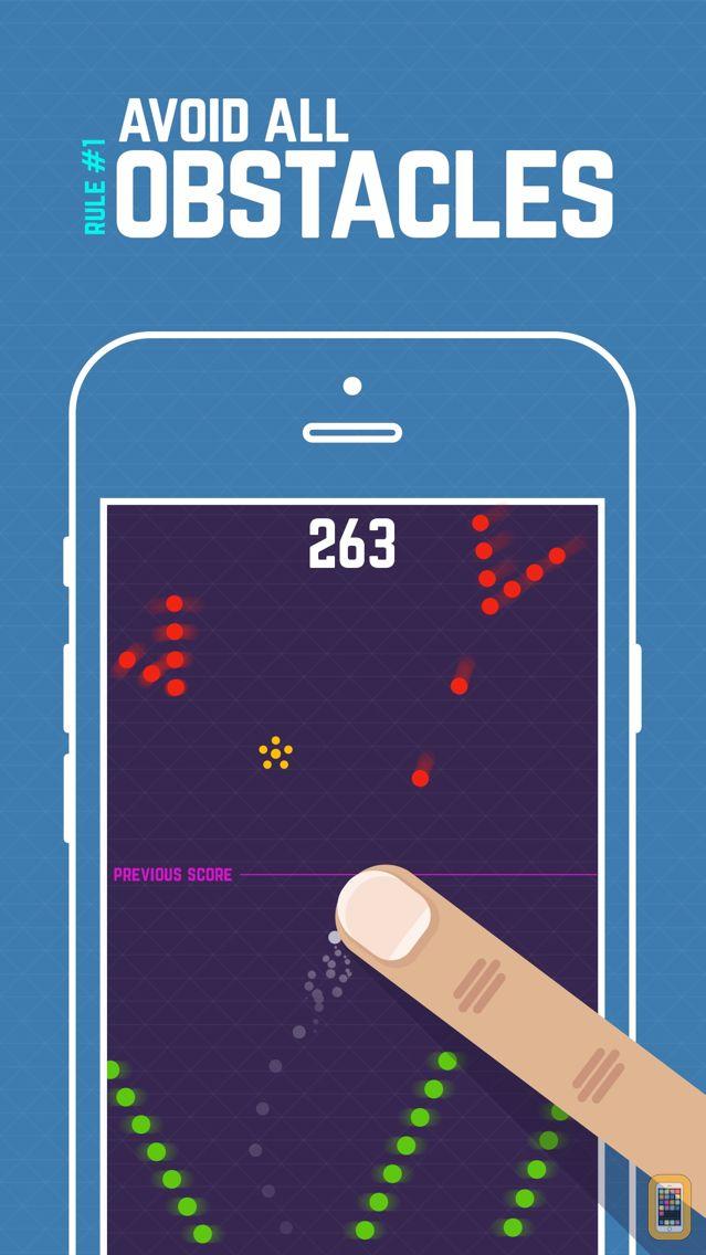 Screenshot - Finger Hero : Avoid obstacles