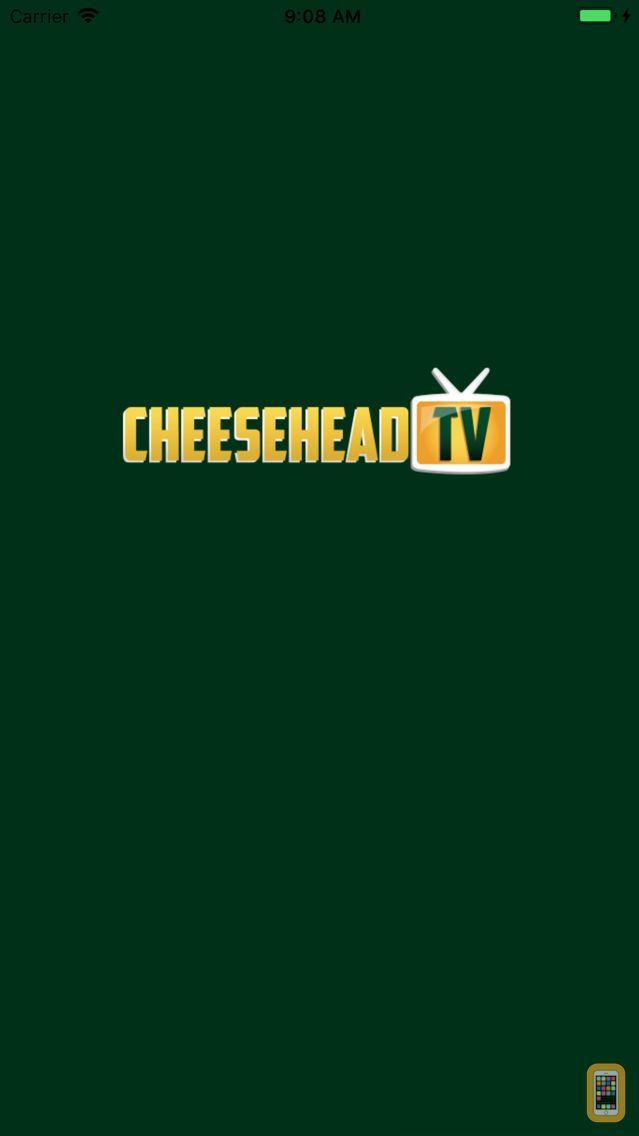 Screenshot - Cheesehead TV