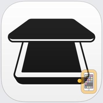 iScanner: PDF Document Scanner by BPMobile (Universal)
