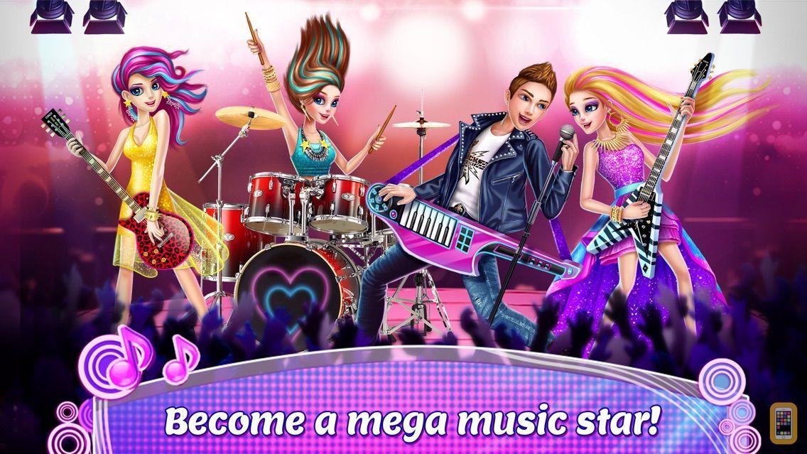 Screenshot - Music Idol - Coco Rock Star