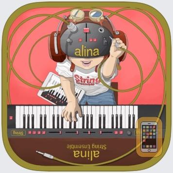 Alina String Ensemble by insideout ltd. (Universal)