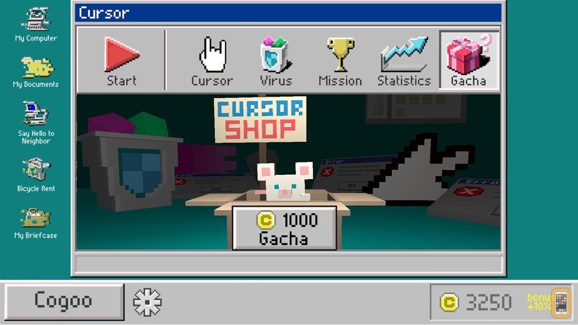 Screenshot - Cursor : The Virus Hunter