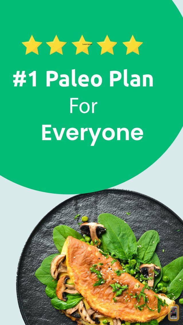 Screenshot - Paleo Diet Meal Plan Recipes