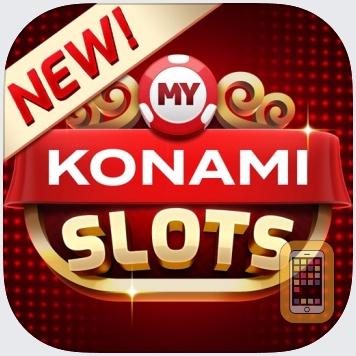 my KONAMI - Real Vegas Slots by PlayStudios (Universal)