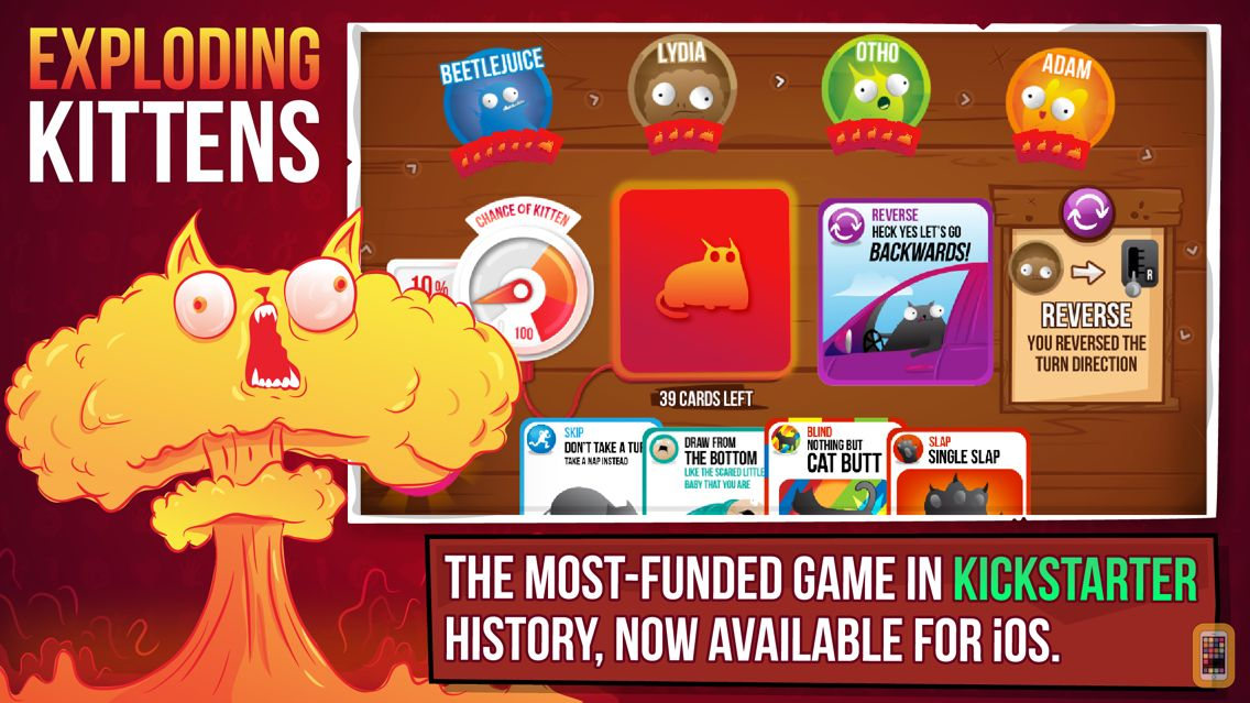 Screenshot - Exploding Kittens®