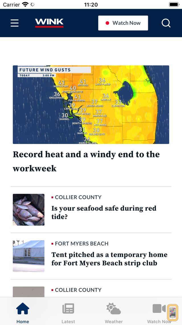 Screenshot - WINK News